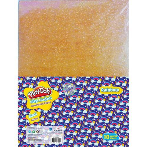 Play-Doh Simli Elişi Kağıdı Zarflı Karışık Model 4 Play-Ek005