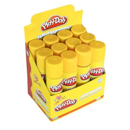Play-Doh Transparan Stick Yapıştırıcı 21Gr Play-Yp004