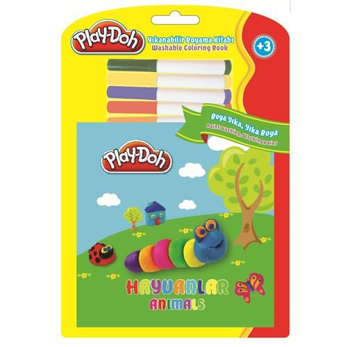 Play-Doh Silinebilir Kitap Küçük Hayvanlar Play-Sk005