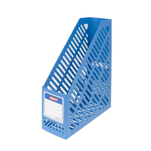 Bigpoint Plastik Kutu Klasör Mavi Bp19835