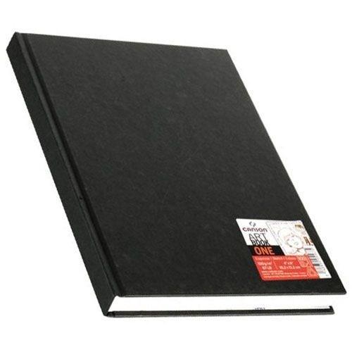 Canson One Sketchbook 100 Gr. 100 Sayfa 14X21,6 Cm.