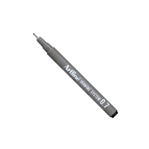Artline Drawing System Teknik Çizim Kalemi 0.7 Mm Blue Mavi