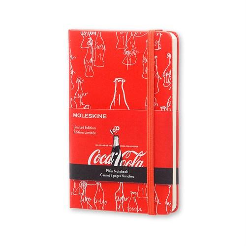 Moleskine Limited Edition Coca Cola Cep Düz Kırmız Lecoqp012F