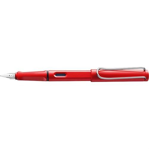 Lamy Safari Dolma Kalem Metal Klıps F Uc Kırmızı 16-F