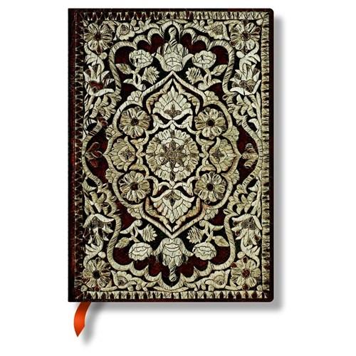 Paperblanks Defter Rosa Midi Çizgili 1205-4