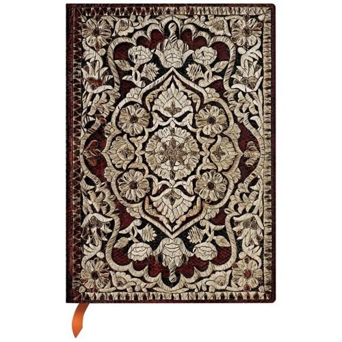 Paperblanks Defter Rosa Midi Çizgisiz 1206-1