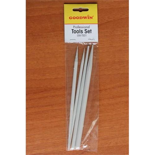 Goodwin Tools Set Profesyonel Şekil Verme Çubukları