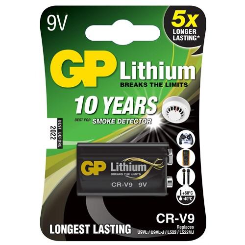 Gp Gpcr-V9-U1 9V Lityum Pil