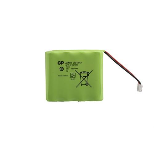 Gp T400 4.8V 1800 mAh 4'lü Telsiz Telefon Pili