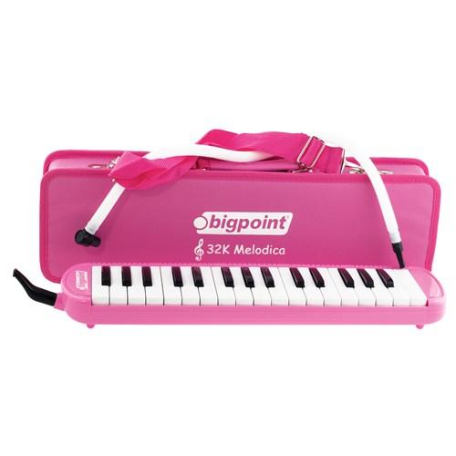 Bigpoint 992 Melodica 32K Pembe (Yüksek Ses Kalitesi) Bp99222