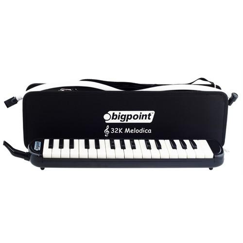 Bigpoint 992 Melodica 32K Siyah (Yüksek Ses Kalitesi) Bp99295