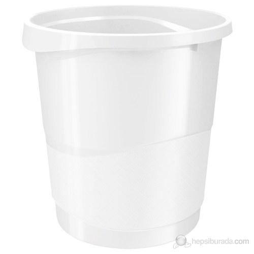 Esselte Vivida Çöp Kovası Beyaz 623945