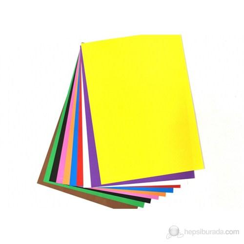 Gıpta A4 El İşi Kağıdı 10 renk