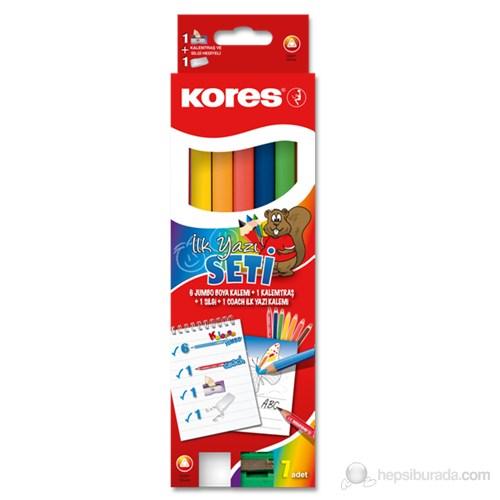 Kores İlk Yazı Seti / Üçgen Gövde