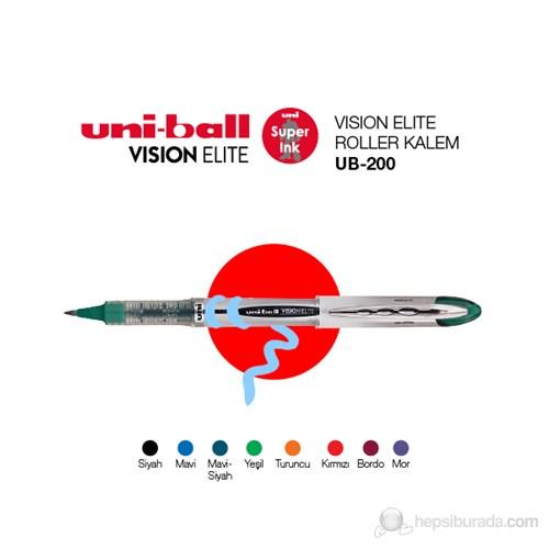 Uni-ball Vision Elite Fıne Roller Kalem (UB-200)