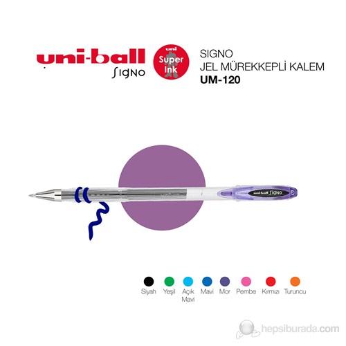 Uni-ball Signo Jel Mürekkepli Kalem 0,7 1'li (UM-120)