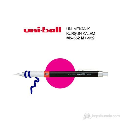 Uni Versatil Mekanik Kurşun Kalem 0,7 1'li (M7-552)