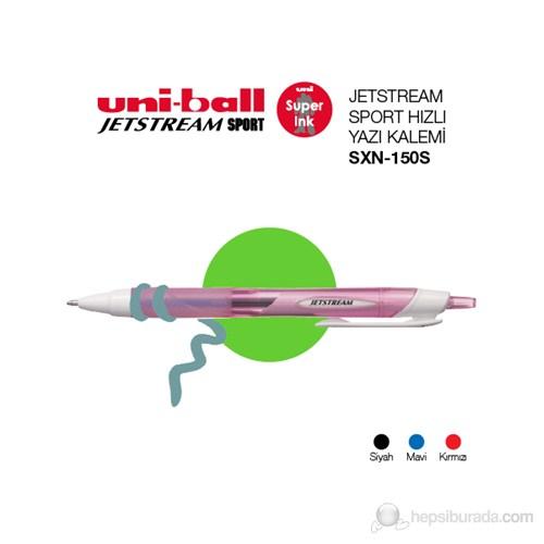 Uni-ball Jetstream Sport Hızlı Yazı Kalemi 1,0 Siyah Mürekkep 1'li (SXN-150S)