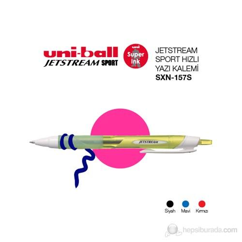 Uni-ball Jetstream Sport Hızlı Yazı Kalemi 0,7 Siyah Gövde 1'li (SXN-157S)