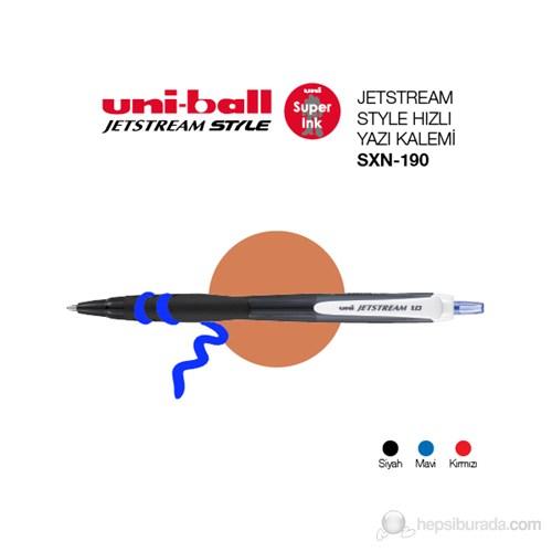 Uni-ball Jetstream Style Hızlı Yazı Kalemi (SXN-190)
