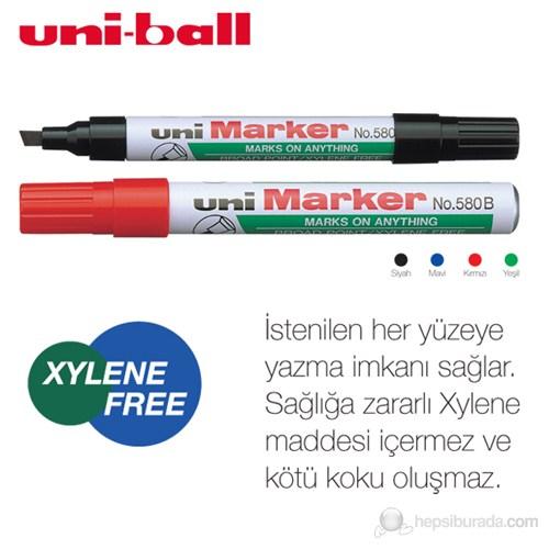 Uni Koli markörü (No:580B)-Mavi