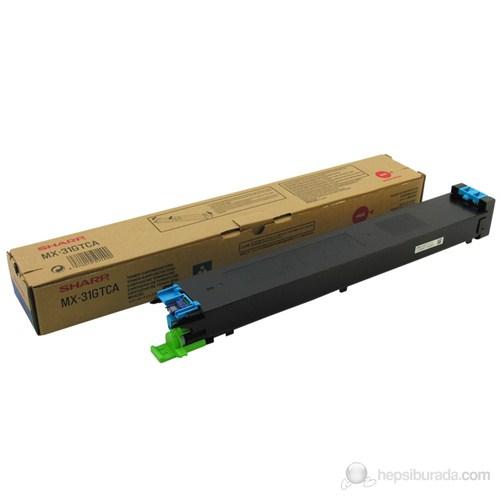 Sharp Emx-2301-2600-3100-3200 Sarı Toner