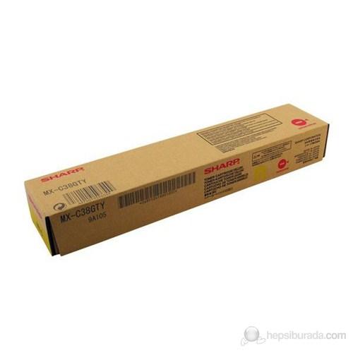 Sharp Mx-M282-283-362-363-453-503-563 Orijinal Toner