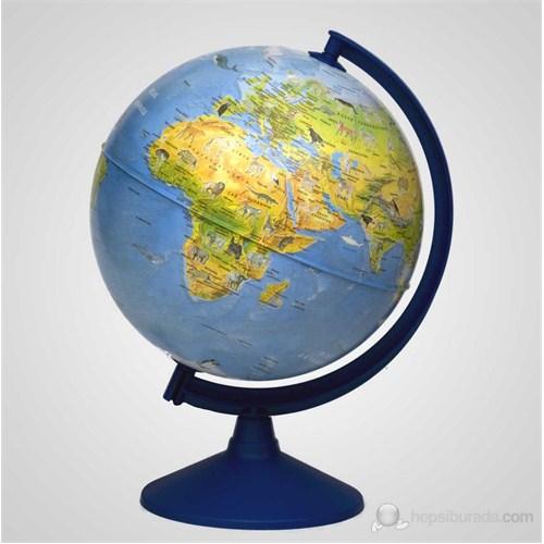 Işıksız Hayvanlı Küre 30 Cm