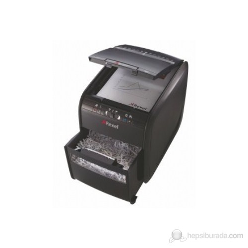 Rexel Auto+ 80X Çapraz Kesim Evrak İmha Makinesi