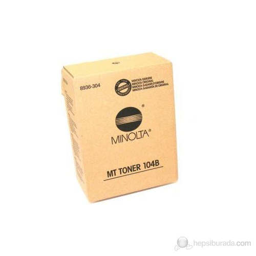Minolta Ep-1054-1085-1084-1801 Orijinal Toner