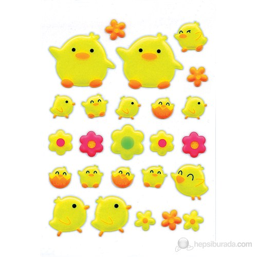 Herma Çocuk Etiketleri Ördekler