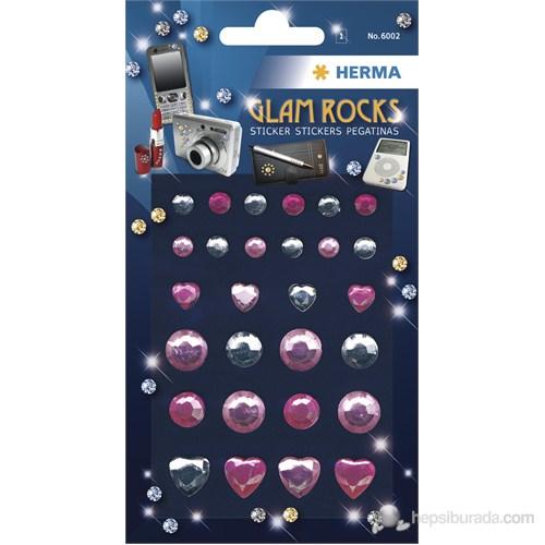 Herma Glamrocks Işıltılı Kalpler 6002
