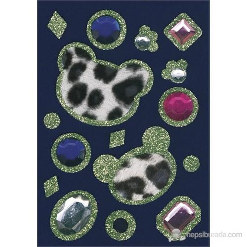 Herma Glamrocks Işıltılı Taşlar Ve Pandalar 6004