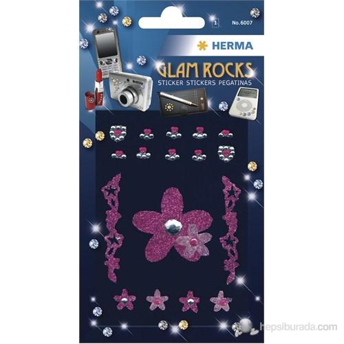 Herma Glamrocks Kristal Çiçekler 6007