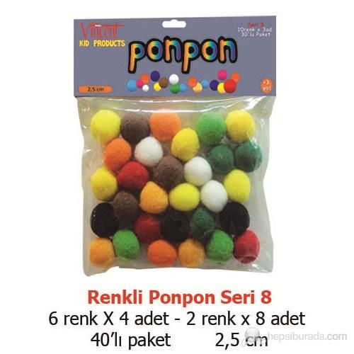 Vincent Renkli Ponpon S8