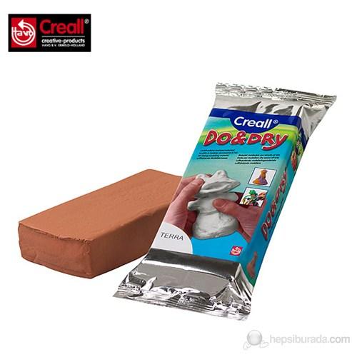 Creall DO & DRY 1000gr Terra Modelleme Hamuru