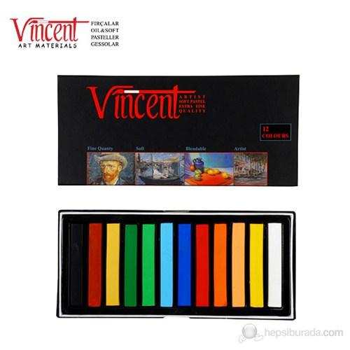 Vincent Soft Pastel 12'li Set