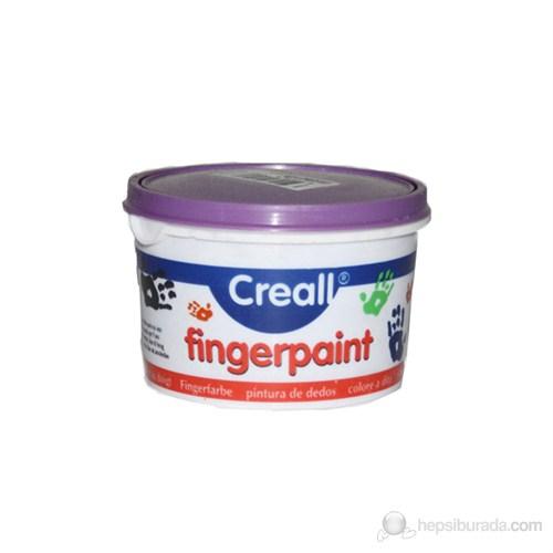 Creall Finger 340gr 03 Mor Parmak Boyası