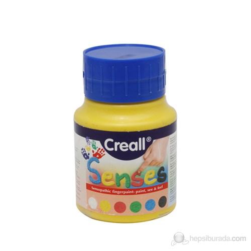 Creall Senses Hissedilebilir Parmak Boyası 500 Ml Sarı - 01