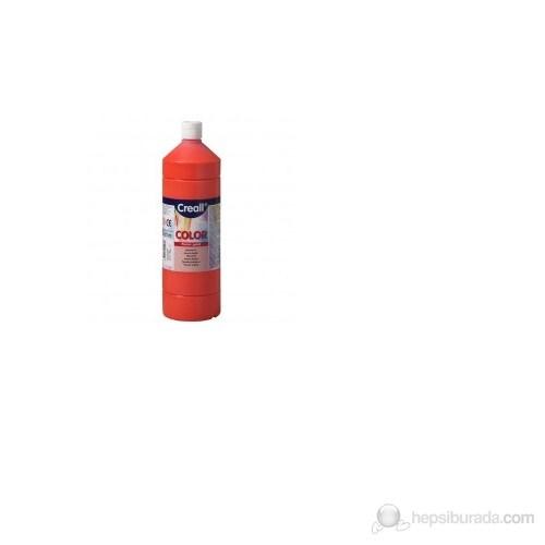 Creall Color 1000 ml Afiş Boyası Açık Kırmızı - 04