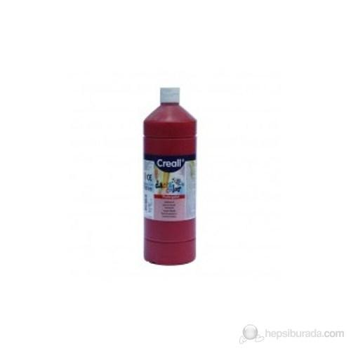 Creall Dacta Color 1000 ml Afiş Boyası Açık Kırmızı - 05