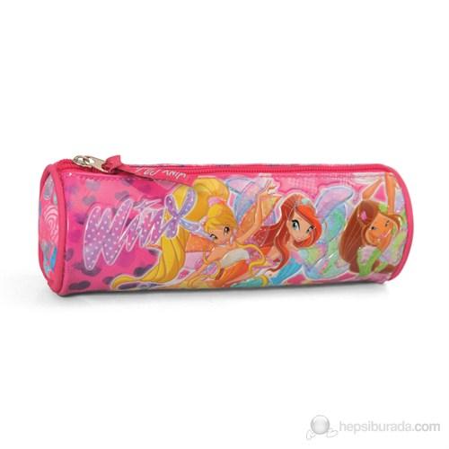 Winx Kalem Çantası 21 X 11 X 5 cm (Pembe)