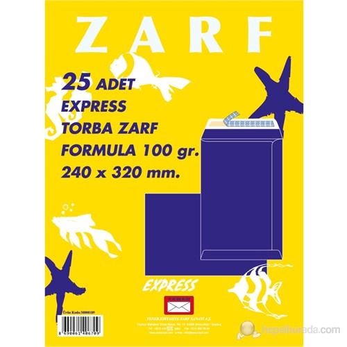 Yener M000189 Torba Zarf 240X320 100gr Formula 25'li