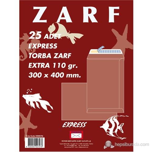 Yener M000196 Torba Zarf 300x400 110gr Extra 25'li
