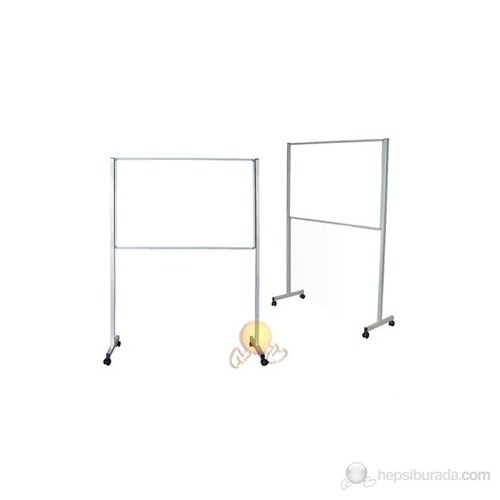 Monkey 120 x 140 Tekerlekli Ayaklı Yazı Tahtası Tayt120140