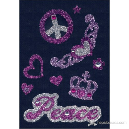 Herma Glamrocks Peace 6643
