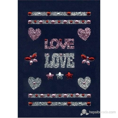 Herma Glamrocks Love 6647