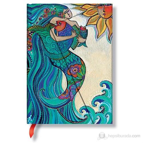 Paperblanks Ocean Song mini 95 x 140mm. 2233-6