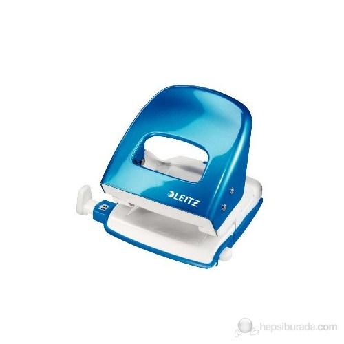 Leitz Delgeç Wow 30 Sayfa Kapasiteli Metalik Mavi 50082036