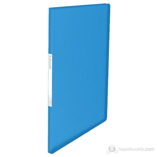 Esselte Vivida Sunum Dosyası- 20 Poşetli Mavi 623990